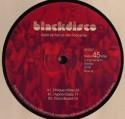 "Alexis Le-Fan/BLACKDISCO PT 7  12"""