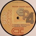 Various/RAZOR SHARP EDITS EP #4 12""