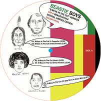 Beastie Boys/B-BOYS IN THE CUT 12""