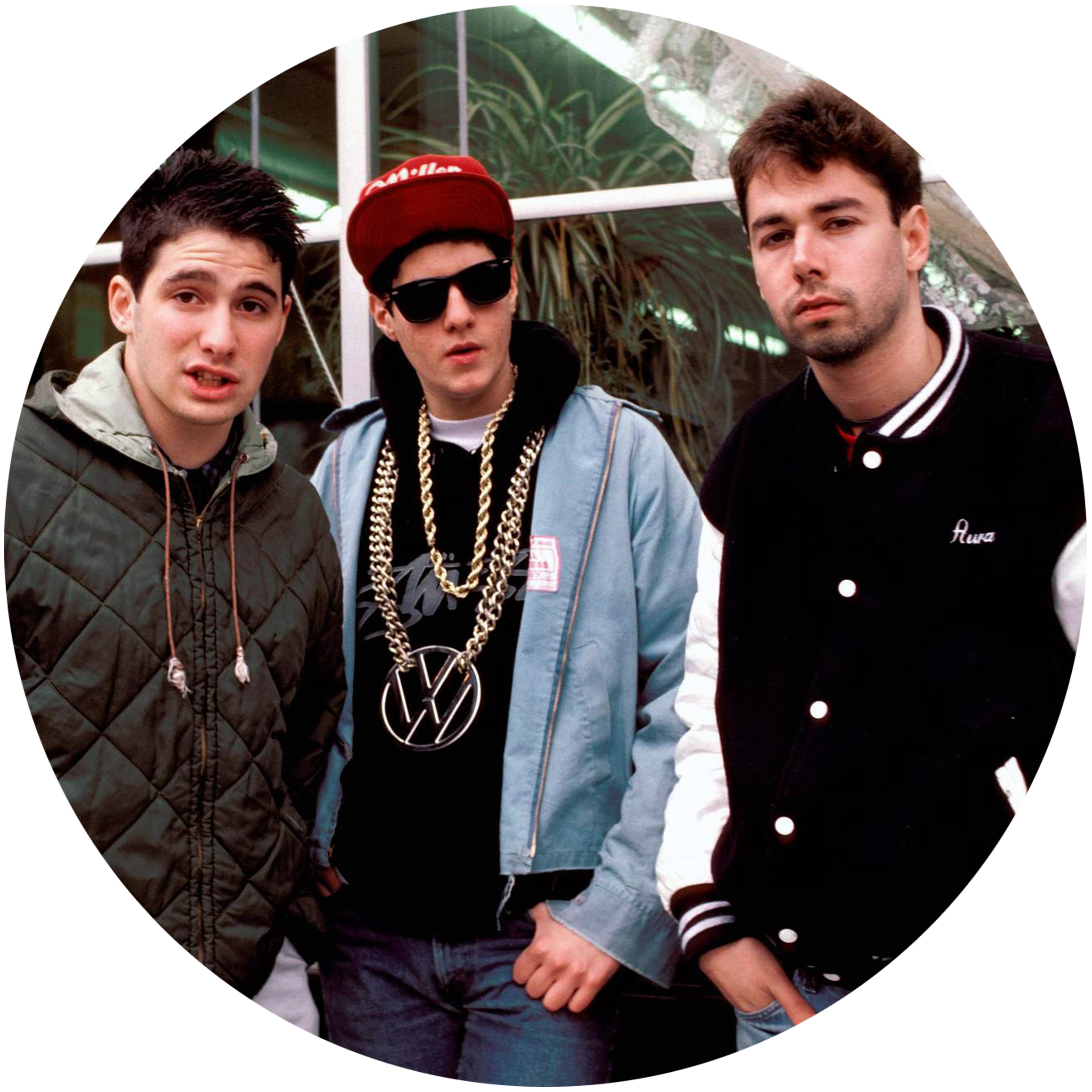 Beastie Boys/BEASTIE BOYS SLIPMAT