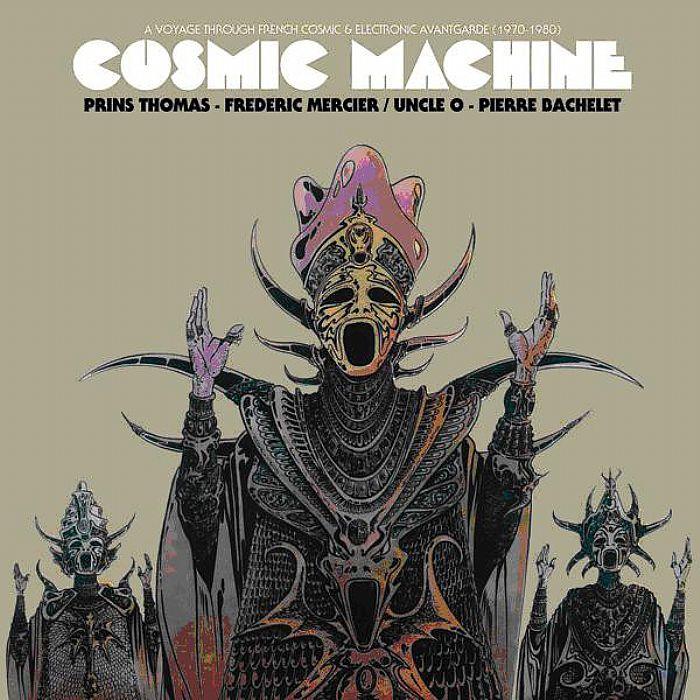 "Cosmic Machine/SPIRIT PRINS THOMAS 12"""