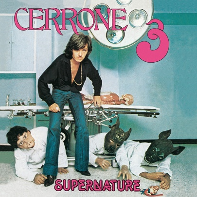 Cerrone/SUPERNATURE LP