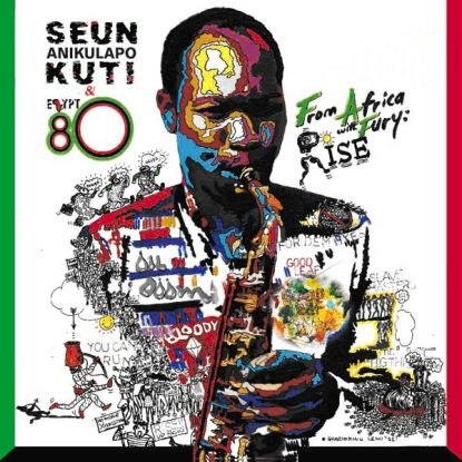 Seun Kuti & Egypt 80/FROM AFRICA...DLP