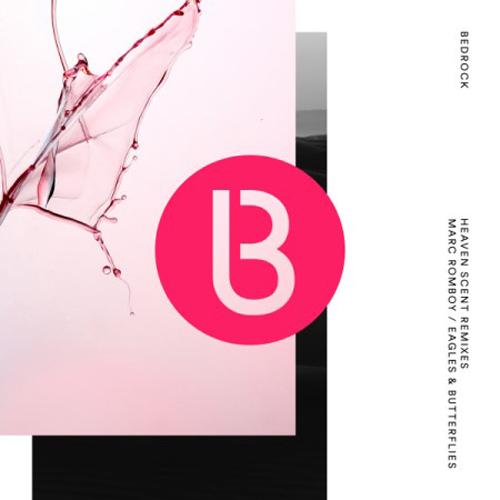 "Bedrock/HEAVEN SCENT-MARC ROMBOY RMX 12"""