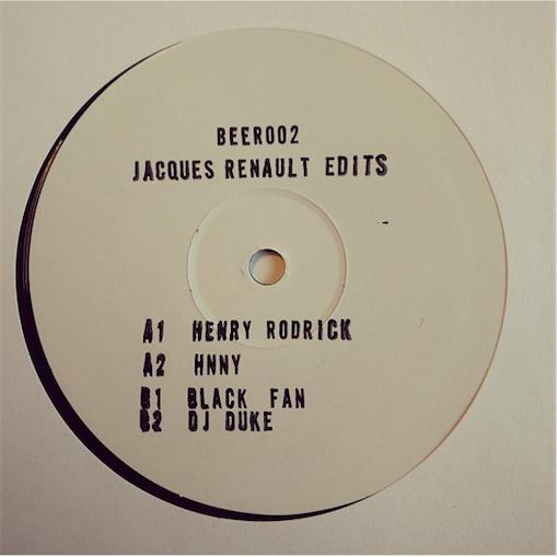 "Jacques Renault/EDITS 12"""