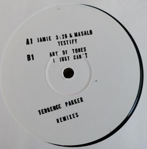 "Terrence Parker/REMIXES 12"""