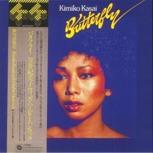 Kimiko Kasai & H. Hancock/BUTTERFLY LP