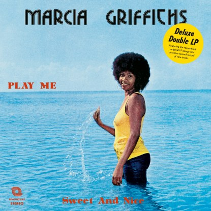 Marcia Griffiths/SWEET AND NICE DLP