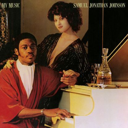 Samuel Jonathan Johnson/MY MUSIC LP