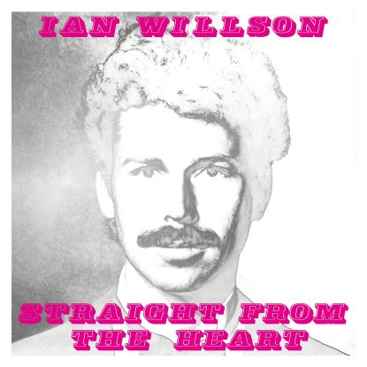 Ian Willson/STRAIGHT FROM THE HEART LP