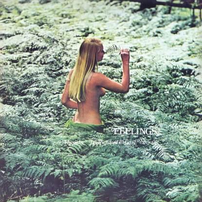 Jay Richford & Gary Stevan/FEELINGS LP