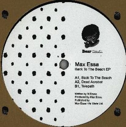 Max Essa/BACK TO THE BEACH 12""