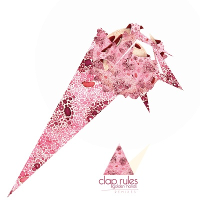 Clap Rules/GOLDEN REMIXES 12""