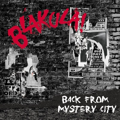 Blakula/BACK FROM MYSTERY CITY  LP