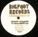 "Johnny Habanero/THE SUNSHINE EP 12"""
