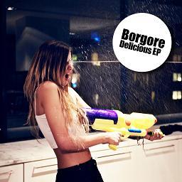 """Borgore/DELICIOUS 12"""""""