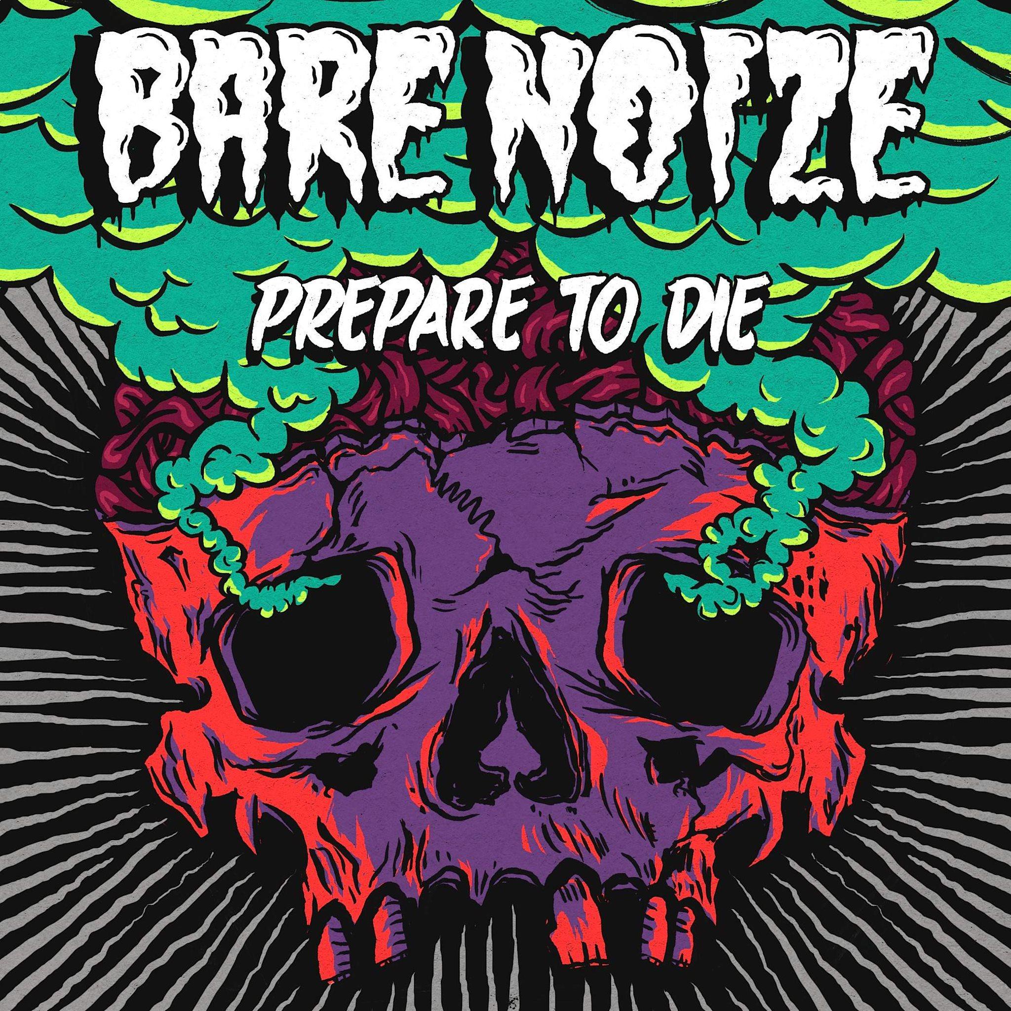 "Bare Noize/PREPARE TO DIE 12"""