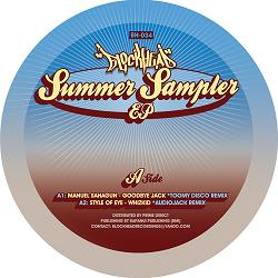 Various/SUMMER SAMPLER - AUDIOJACK 12""