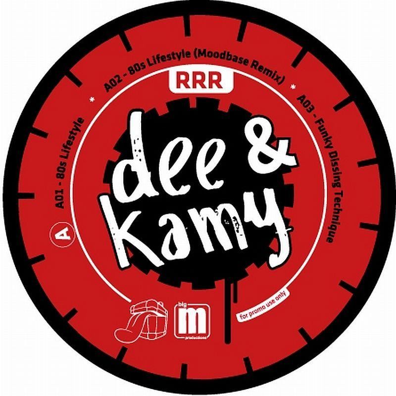 "Dee & Kamy/80S LIFESTYLE EP  12"""