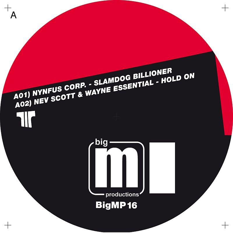 Various/BIG M PRESENTS MORE BANGING 12""