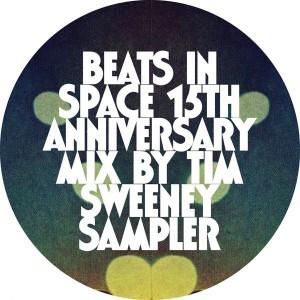 "Beats In Space/15TH ANNIV SAMPLER D12"""