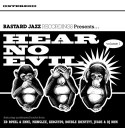 Bastard Jazz/HEAR NO EVIL:VOL.1 EP 12""