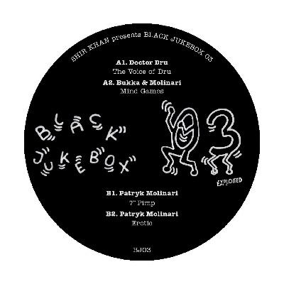 """Various/BLACK JUKEBOX 03 12"""""""