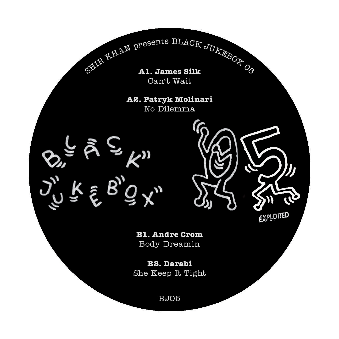 Various/BLACK JUKEBOX 05 12""