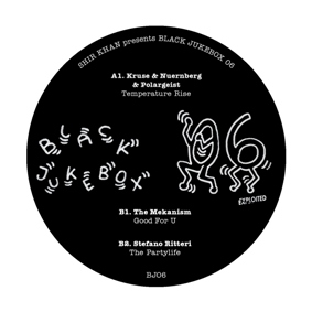 Various/BLACK JUKEBOX 06 12""
