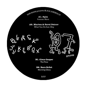 Various/BLACK JUKEBOX 07 12""