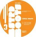 "Ginga Snaps/BSTRD BOOTS #3 12"""