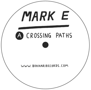 Mark E/CROSSING PATHS 12""