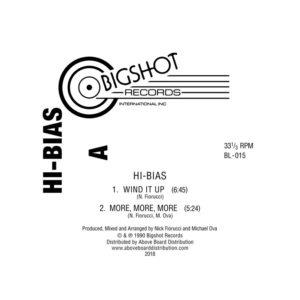 """Hi-Bias/HI-BIAS EP 12"""""""