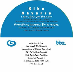 Kiko Navarro/I CAN SHOW YOU THE WAY 12""