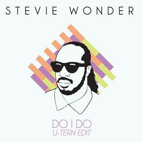Stevie Wonder/DO I DO (U-TERN EDIT) 12""