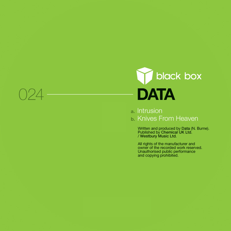 Data/INTRUSION 12""