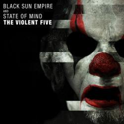 """BSE & State of Mind/VIOLENT FIVE EP D12"""""""