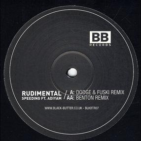 Rudimental/SPEEDING RMX'S 12""