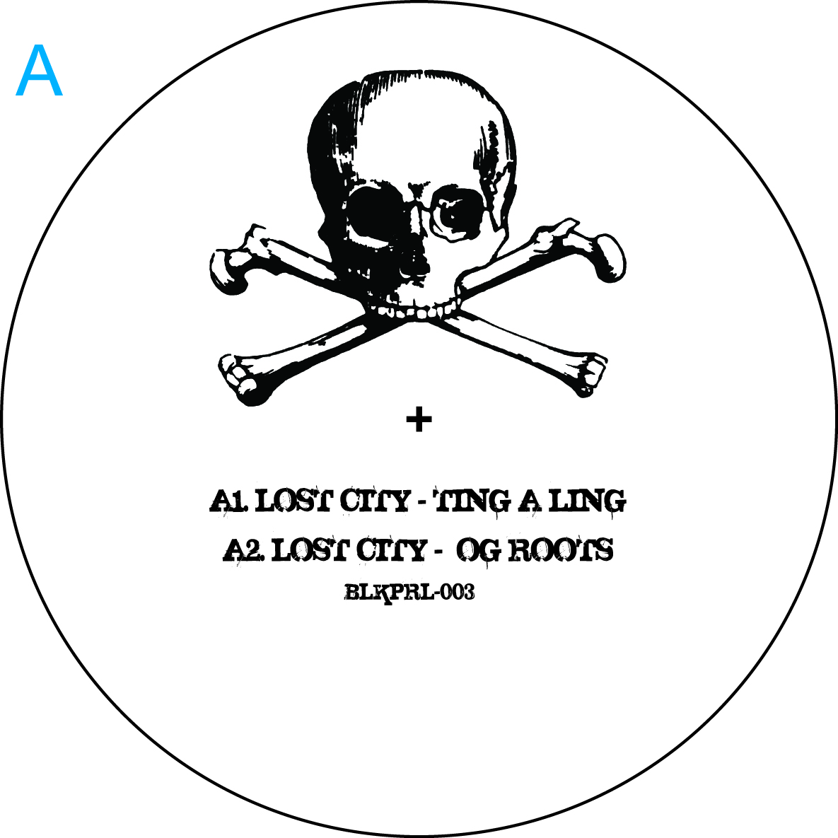 Lost City/MAD DEM 12""