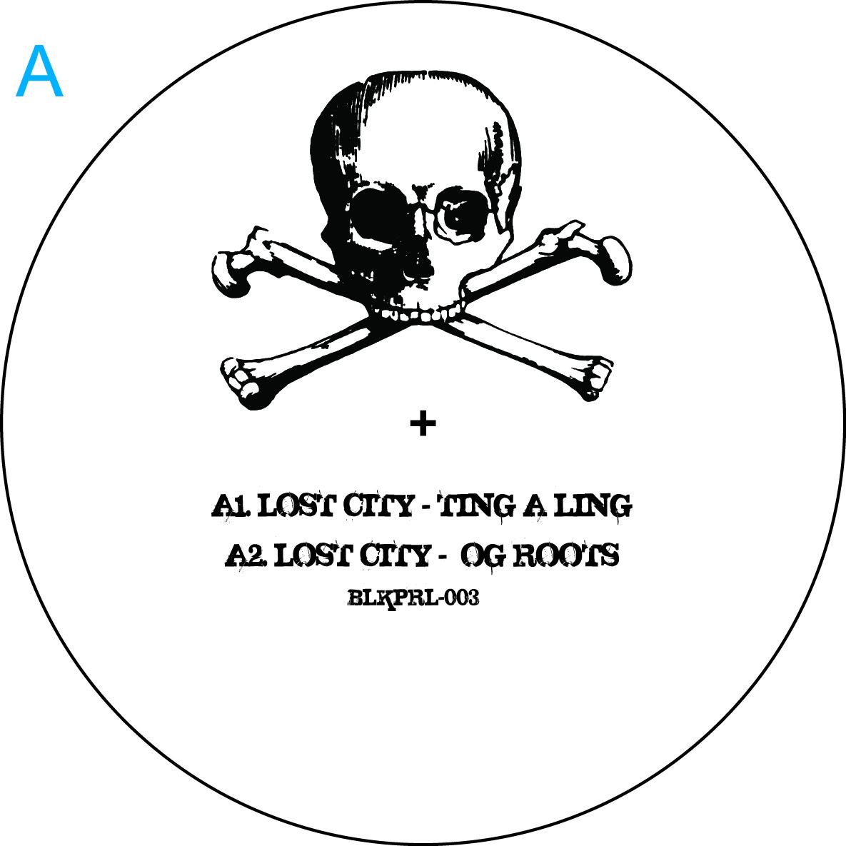 "Lost City/MAD DEM 12"""