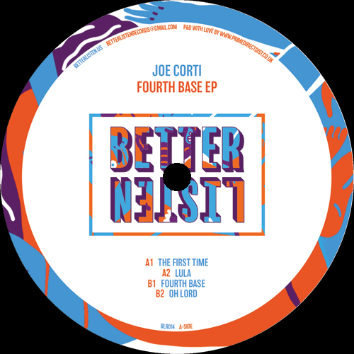Joe Corti/FOURTH BASE EP 12""