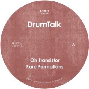 """DrumTalk/OH TRANSISTOR 12"""""""