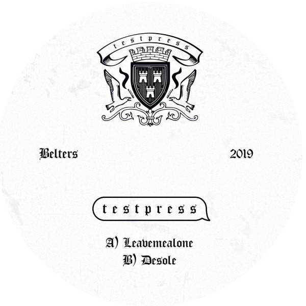Testpress/LEAVEMEALONE 12""