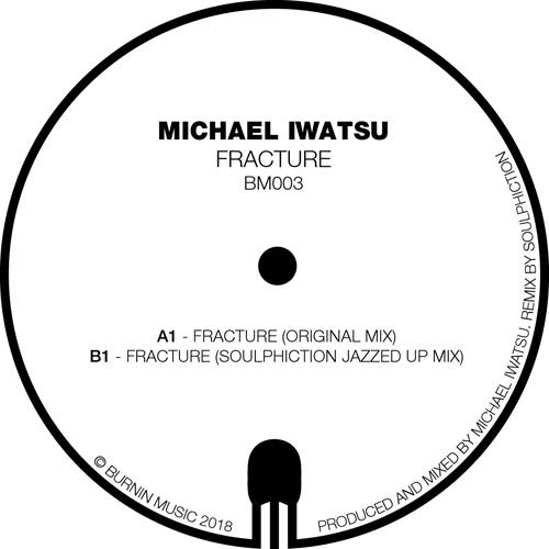 "Michael Iwatsu/FRACTURE 12"""