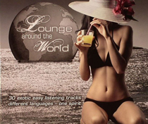 Various/LOUNGE AROUND THE WORLD DCD