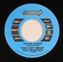 Color Climax/YOU GOT WHAT YOU... 7""