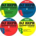"DJ Zeph/BATIDAS LATINAS MIX EP #1 12"""