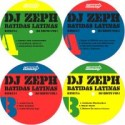 "DJ Zeph/BATIDAS LATINAS MIX EP #2 12"""