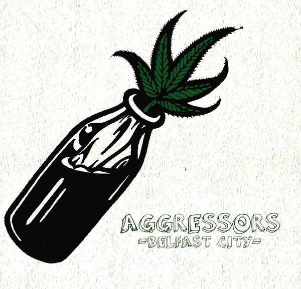Aggressors/BELFAST CITY 7""