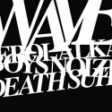 Erol Alkan/WAVES & DEATH SUITE 12""
